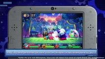 Kirby Planet Robobot - L'attaque des Kirby & Les défis 3D de Kirby