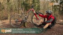 Test Cube Sting 120 29 mountainbike
