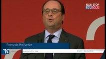 Loi Travail : François Hollande cite le communiste Maurice Thorez pour dénoncer les grèves