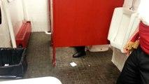The Princess Bride Bathroom Parody - Inigo Montoya & Dread Pirate Roberts