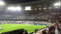 ULTRAS JUVENTUS: JUVENTUS-bayern monaco 23/2/2016 Ecco a voi la coreografia dello Juventus Stadium!