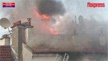 Un incendie mortel dans un immeuble à Saint-Denis fait 5 morts