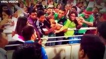 Virat Kohli Mobbed by Pakistan cricket fans _ India vs Pakistan T20 MUST WATCH