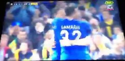 Petros Mantalos Goal HD - Australia 0-1 Greece 07.06.2016