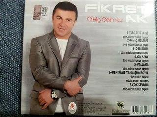 Fikret Ak - Vallaha (Official Audio)