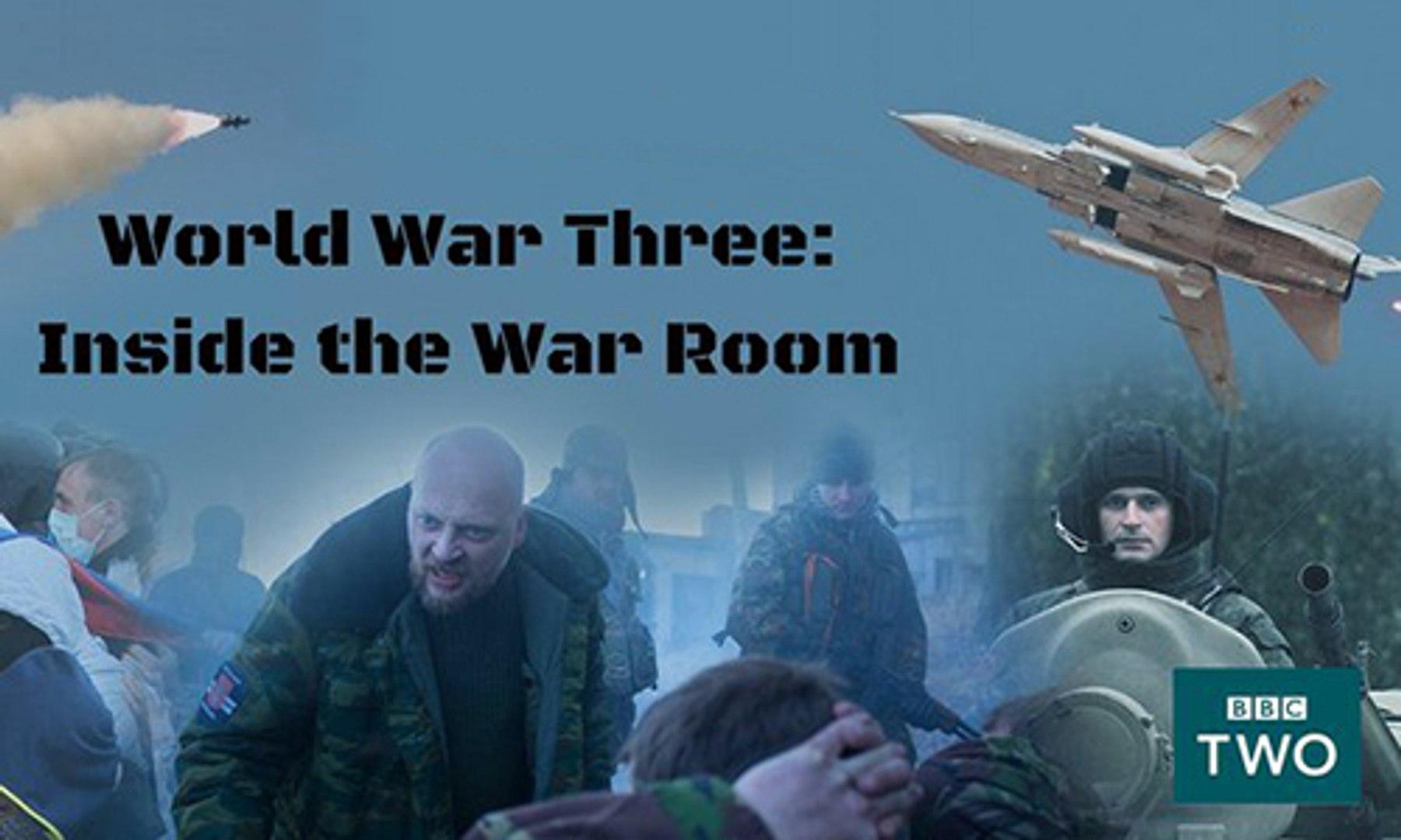 BBC Третья мировая война: взгляд из командного пункта (2016) Перевод: Профессиональный многоголосый