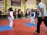 Instituto Taekwondo Olimpico de Mexico Torneo en Reynosa 28 mayo 2011. Michelle Iracheta Parte 1/1
