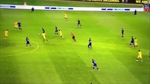 Giannis Maniatis Scores A Goal From Half The Pitch vs Australia!