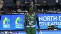 Gerald Wallace season-high 17 pts @ his former Bobcats (NBA RS 2013-2014) - G-FORCE! (Celtics Feed)