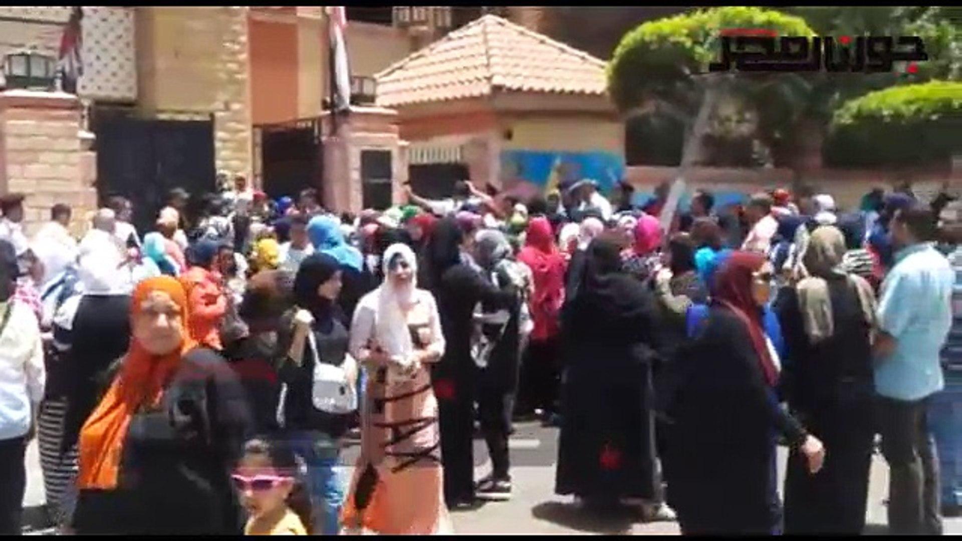 طلاب الثانوية العامة ببورسعيد: امتحان اللغة الانجليزية فوق مستوي الطالب المتوسط