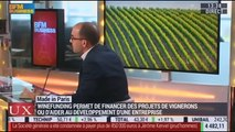 Made in Paris de WineFunding, plateforme de crowdfunding pour le vin - 07/06
