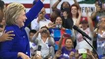 Primaires américaines: Clinton donnée gagnante