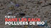 JO de Rio: les sportifs s'affronteront dans eaux polluées