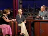 Mary-Kate And Ashley Olsen The Late Show With David Letterman 5/5/2004