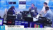 Accords à la SNCF : vers la fin de la grève ? Allô Jean-Michel 07/06/2016