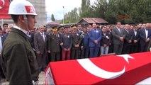 Sivas-Sehit Jandarma Er Salih Bulut Memleketi Sivas'ta Son Yolculuğuna Uğurlandı