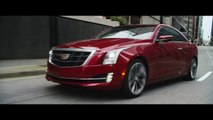 The 2016 Cadillac #ATS Coupe and Sedan