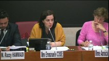 Audition d'Emmanuelle Cosse sur le projet de loi Egalité et Citoyenneté à l'Assemblée Nationale