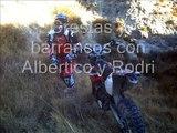 Crestas y barrancos con alberto 17 10 09 1/3