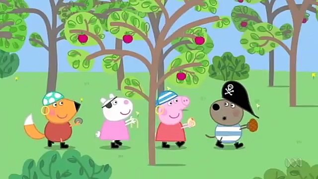 peppa pig in english full episodes 209 Pirate Treasure