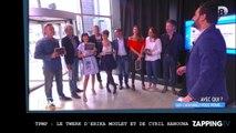 TPMP: Cyril Hanouna twerke avec Erika Moulet (vidéo)