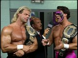 Sting & Lex Luger Interview, WCW Monday Nitro 03.06.1996