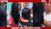 Usher Sings With His Fan In The Streets Of North Philly 'Yo QuestLove Where You At Man!'