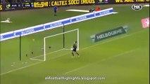 Giannis Maniatis Incredible 60m Half Way Line Goal HD - Australia 1-2 Greece - Friendly 07.06.2016 HD