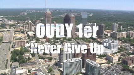 Oudy 1er - Never give up