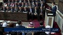الأسد يرفض أي حلول سياسية للنزاع خارج ورقة مبادئ طرحتها دمشق في جنيف