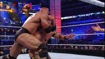 john cena vs the rock: Wrestlemania 29