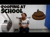LOL: POOPING AT SCHOOL