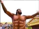Giant Gonzalez Vs. The Undertaker - WWF Wrestlemania IX - by cloudy