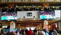 شادی مردم از صعود ایران به المپیک | Iranian People Celebration after Game Iran Volleyball
