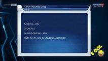 Sorteio da Libertadores 2016 ~ Grupos da Libertadores 2016 ~ 22/12/2015 ~ HD  É GOL