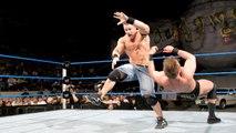 John Cena & Rey Mysterio vs CM Punk & R Truth