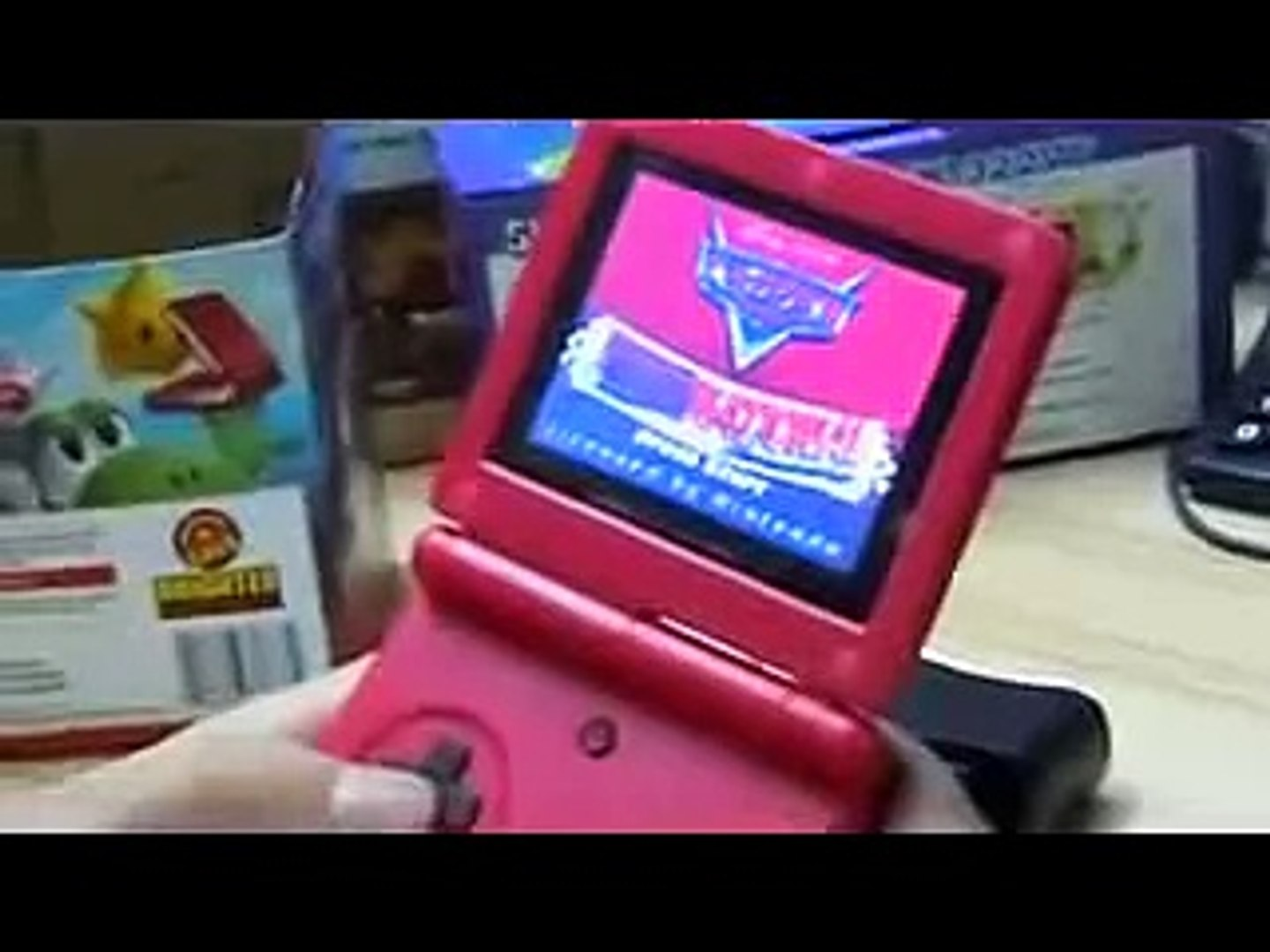 Re: GBA SP 32 bit game consoles, nintendo games collection!