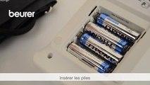 Vidéo du tensiomètre BM 26 de Beurer - Senup