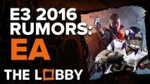 Mass Effect: Andromeda, Battlefield 1, Titanfall 2: EA E3 2016 Rumors - The Lobby