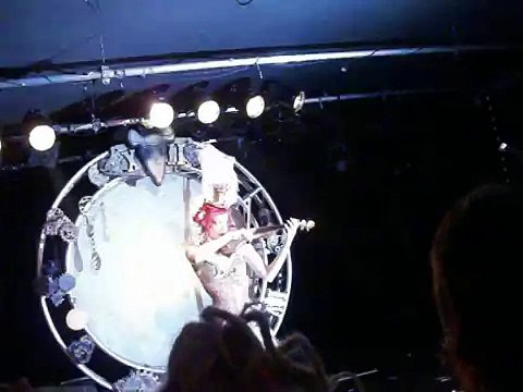 Emilie Autumn, face the wall, Antwerp, be, 26/02/010