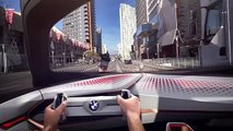 BMW Vision Self Driving Car World Premiere 2016 New BMW Vision Concept Commercial BMW Vision