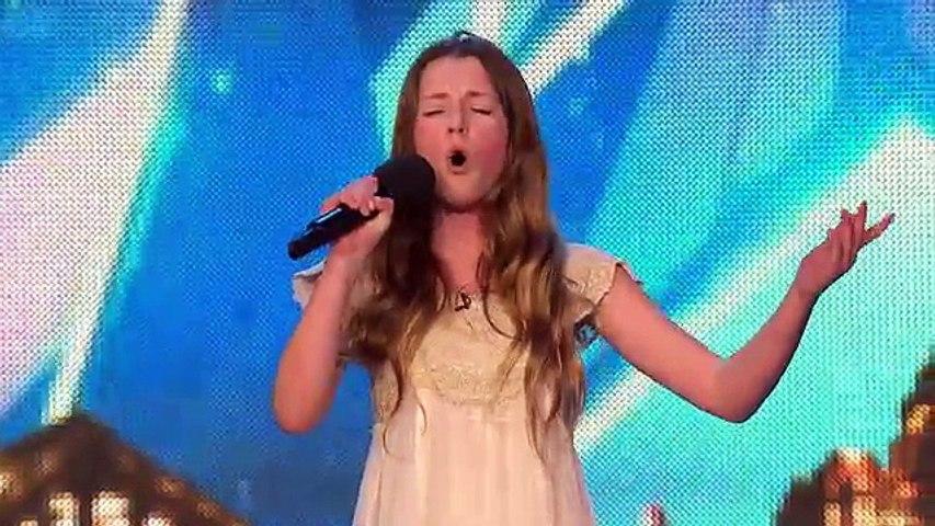 Kada je rekla da će otpevati ovu pesmu, celi žiri ju je ismevao. A onda, u sali je zavladao muk!