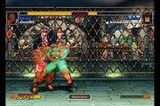 Super Street Fighter II Turbo HD Remix - XBLA - omeli85 (Balrog) VS. AimedJake1983 (M. Bison)
