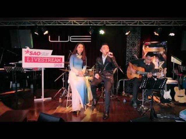 Mùa đông của anh - Trung Quang   Minishow Livestream Thần Tượng Bolero 2016