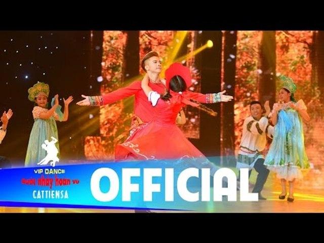 TIẾT MỤC CẶP ĐÔI ST - VYARA  LIVESHOW 6 (BÁN KẾT) BƯỚC NHẢY HOÀN VŨ - VIP DANCE 2016 (SEASON 7)