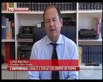TG VENEZIA (martedì 7 giugno 2016) - L'EDITORIALE: LEGA E 5 STELLE COL VENTO IN POPPA