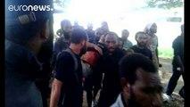 مقتل 4 أشخاص في مواجهات بين الشرطة ومتظاهرين في غينيا الجديدة