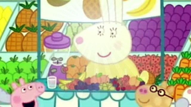Peppa Pig S4E45   Fruit