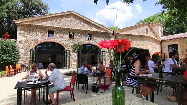 La ferme Auberge du Château Mentone - Clip 1 min