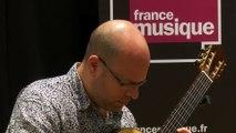 "Philippe Mouratoglou interprète ""Murailles"" I Le live de la matinale"